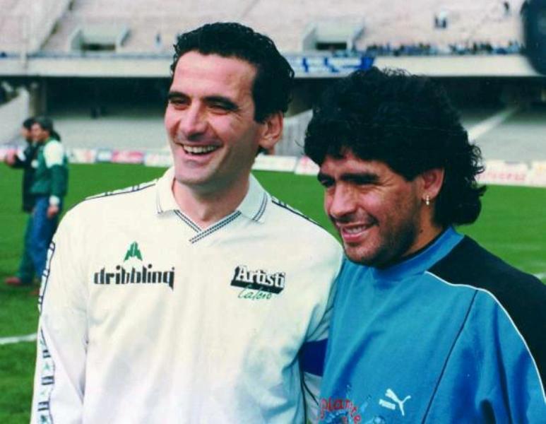 Troisi e Maradona