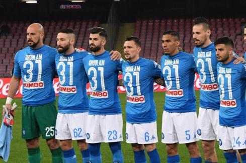 Image result for napoli lazio ghoulam,